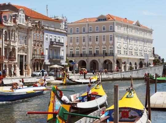 Hotel foto 's: Hotel Aveiro Palace