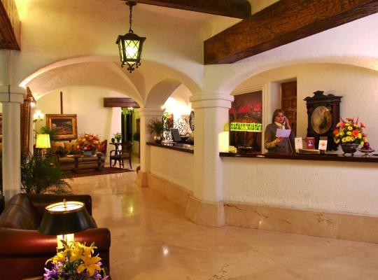 Хотел снимки: Antara Hotel