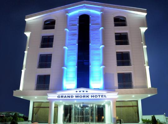 Hotel fotografií: Grand Work Hotel & SPA