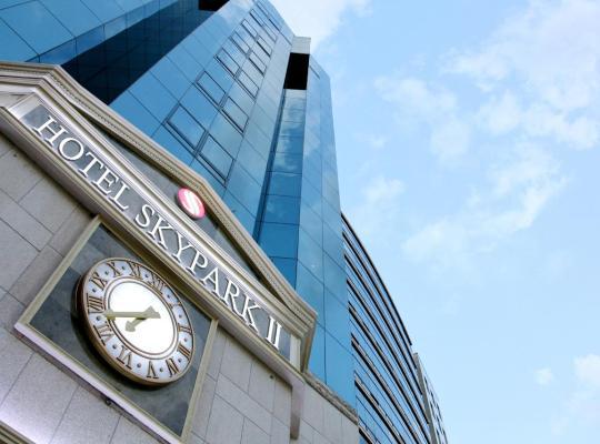 Képek: Hotel Skypark Myeongdong 2