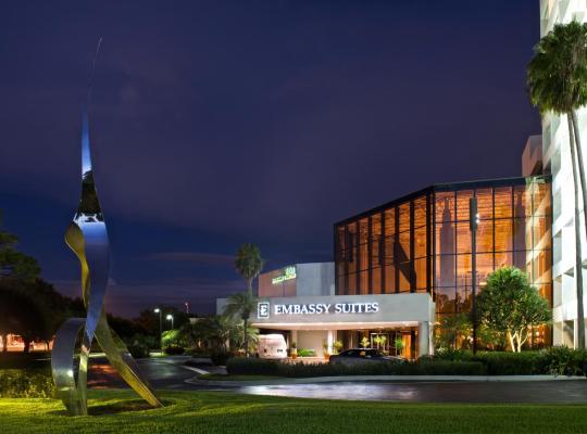 Képek: Embassy Suites Palm Beach Gardens - PGA Boulevard