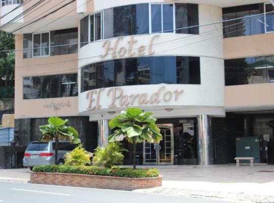 Viesnīcas bildes: Hotel Parador