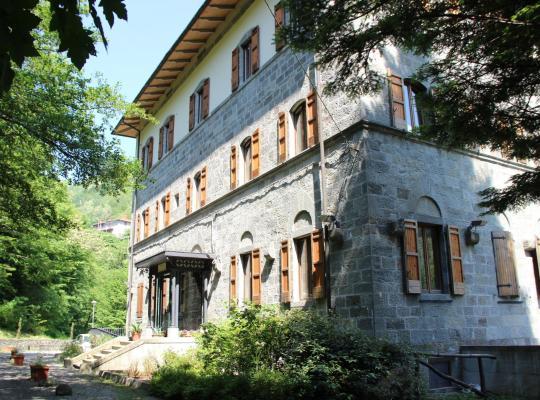 酒店照片: Antica Dimora Villa Basilewsky