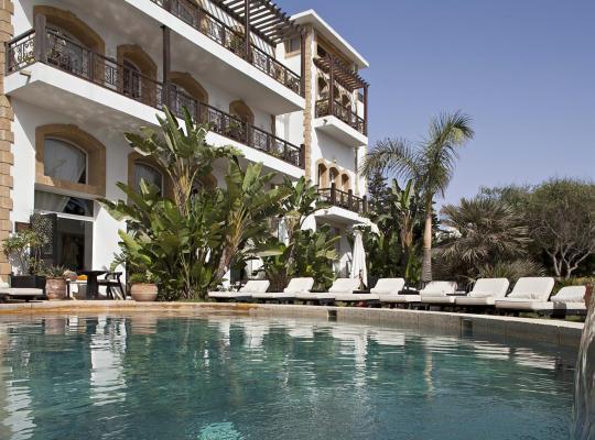 होटल तस्वीरें: Hôtel Océan Vagabond