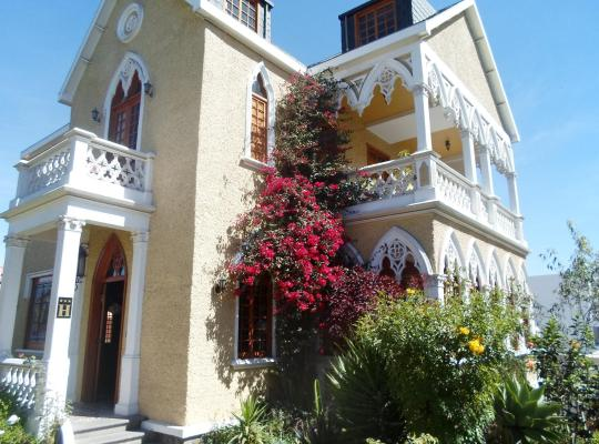 Hotellet fotos: Posada El Castillo