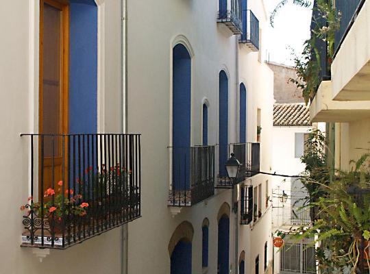Photos de l'hôtel: Complejo Rural La Belluga