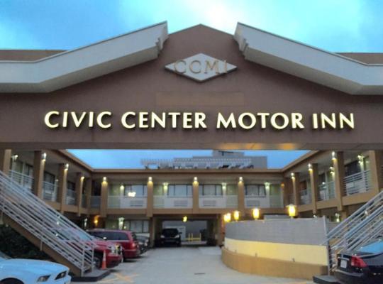 호텔 사진: Civic Center Motor Inn