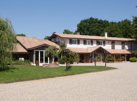 Фотографії готелю: Hôtel La Ferme d'En Chon