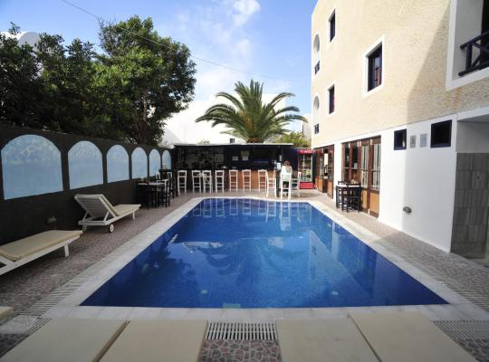Фотографии гостиницы: Anny Studios Perissa Beach