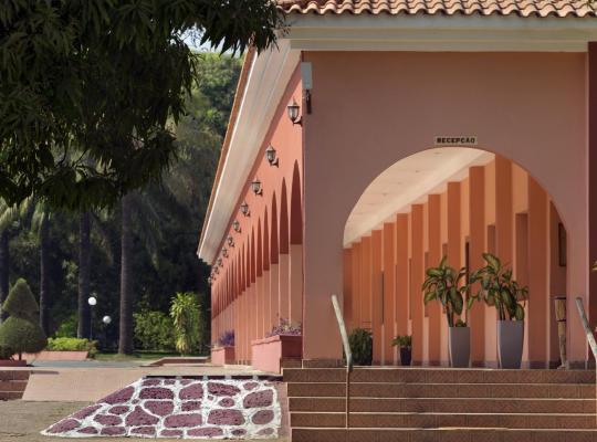 Хотел снимки: Hotel Azalai - 24 des Septembro