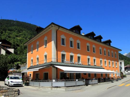 صور الفندق: Des Alpes