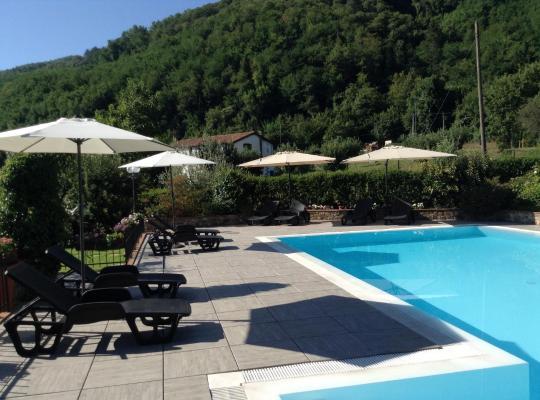 Ảnh khách sạn: Il Melograno