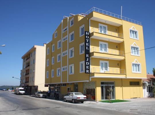Фотографії готелю: Hotel Ejder