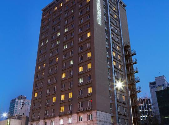 ホテルの写真: Uljiro Coop Residence Dongdaemun