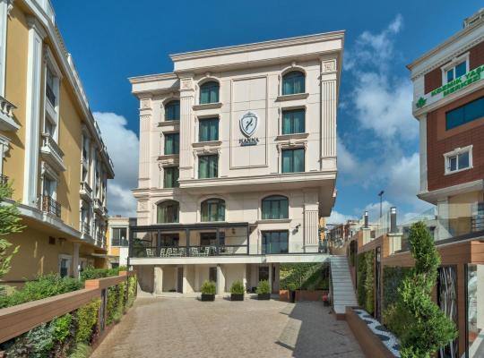 Ảnh khách sạn: Hanna Hotel