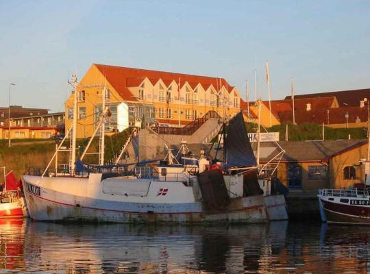 תמונות מלון: Hotel Hirtshals
