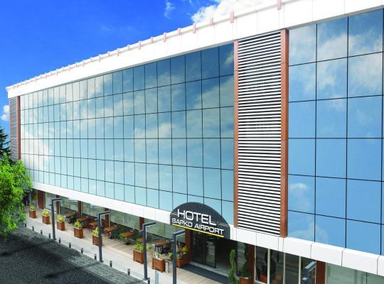 酒店照片: Sapko Airport Hotel