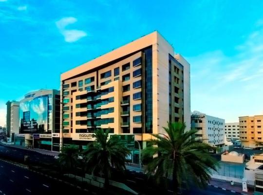 Фотографії готелю: Nojoum Hotel Apartments LLC