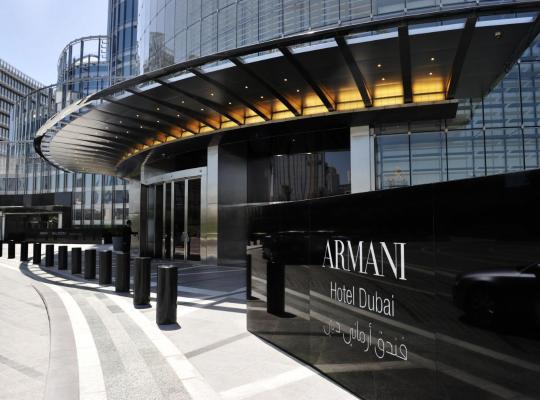 Hotel fotografií: Armani Hotel Dubai