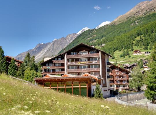 صور الفندق: Hotel Metropol & Spa Zermatt