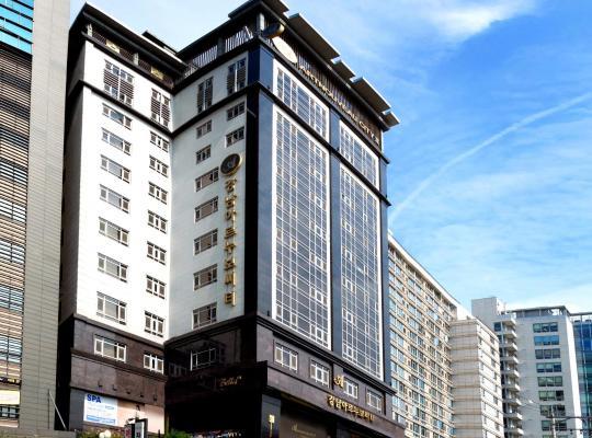 Foto dell'hotel: Gangnam Artnouveau City