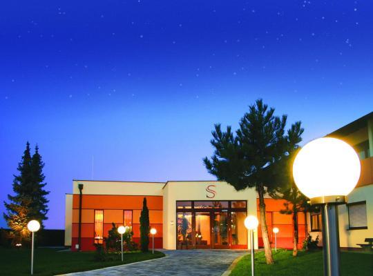 Хотел снимки: Hotel garni Steinfeld