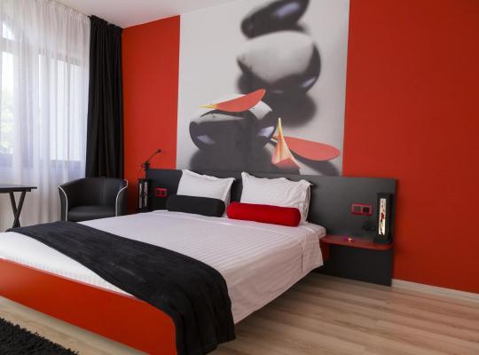 รูปภาพจากโรงแรม: Hotel GabriSa