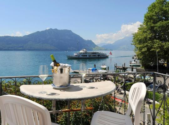 ホテルの写真: Seehof Hotel Du Lac