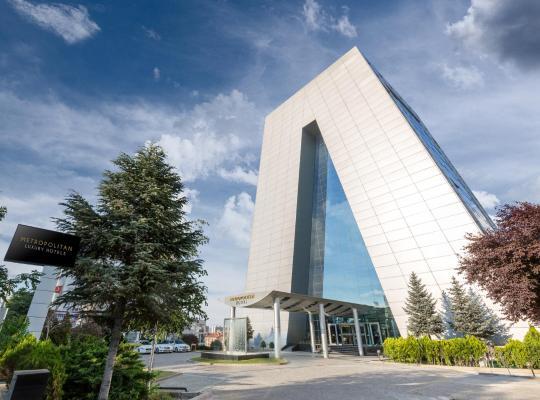 Hotel photos: Metropolitan Hotels Ankara