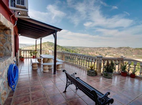 Фотографії готелю: Casa Rural Mirador del Salto