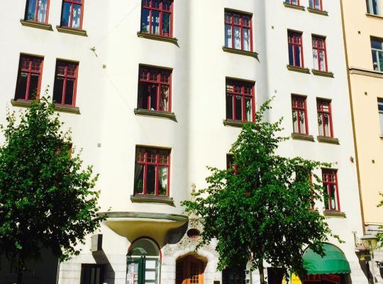 Fotos do Hotel: Pensionat Odengatan 38
