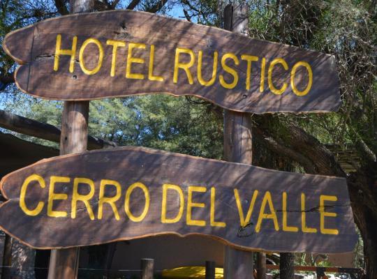 Képek: Hotel Rustico Cerro Del Valle