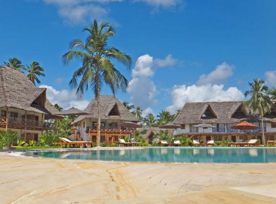 Otel fotoğrafları: Pongwe Bay Resort