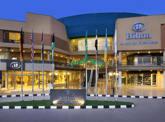 ホテルの写真: Hilton Alexandria Green Plaza