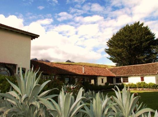 Φωτογραφίες του ξενοδοχείου: Hacienda Santa Ana