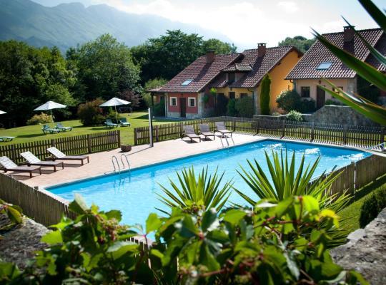 Viesnīcas bildes: Hotel Rural La Lluriga