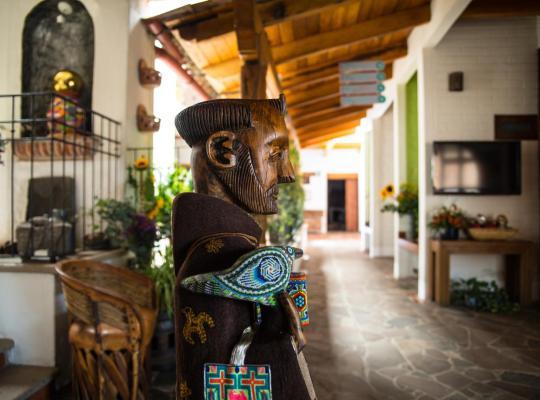 Фотографії готелю: Hotel La Casona