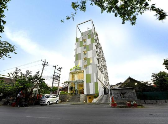 Hotel fotografií: Whiz Hotel Pemuda Semarang