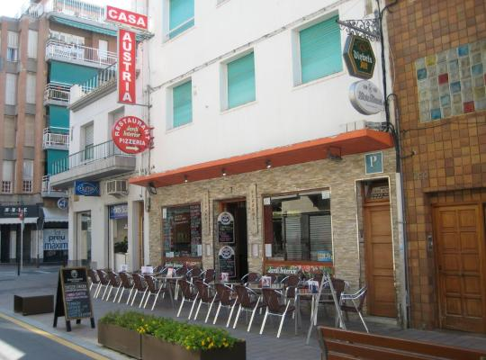 酒店照片: Pension Casa Austria