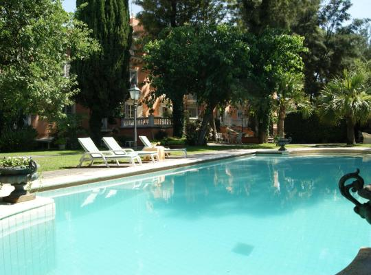 Fotos do Hotel: Hotel Villa Paradiso dell'Etna