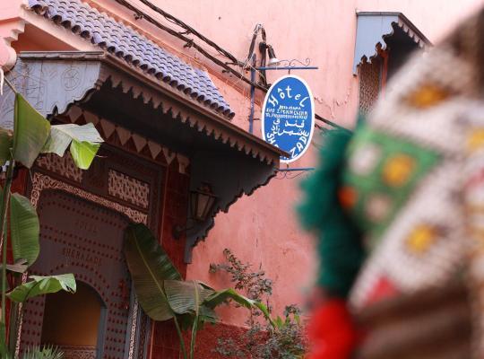 Хотел снимки: Hotel Sherazade