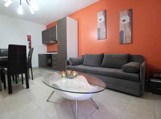 Hotellet fotos: Magdalena Court Apartments
