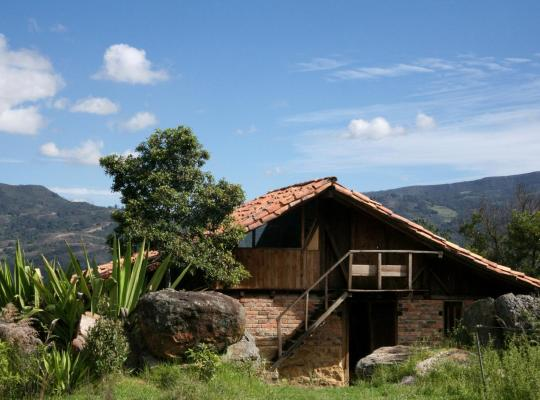 صور الفندق: Hotel Ráquira Silvestre Lodge
