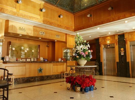 Képek: New Image Hotel Kaohsiung