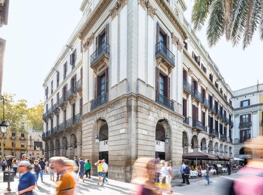 Hotelfotos: Hotel DO Plaça Reial G.L.