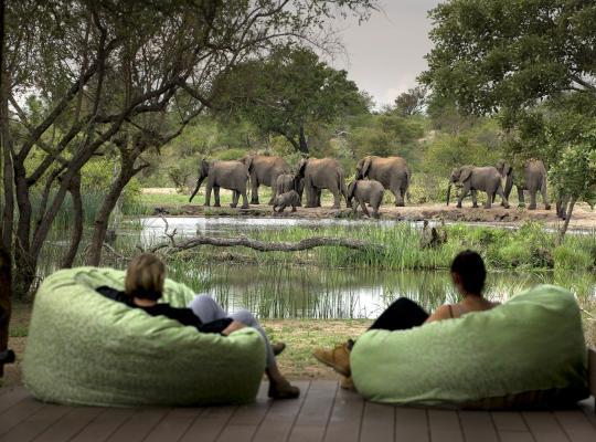 Φωτογραφίες του ξενοδοχείου: Tanda Tula Safari Camp