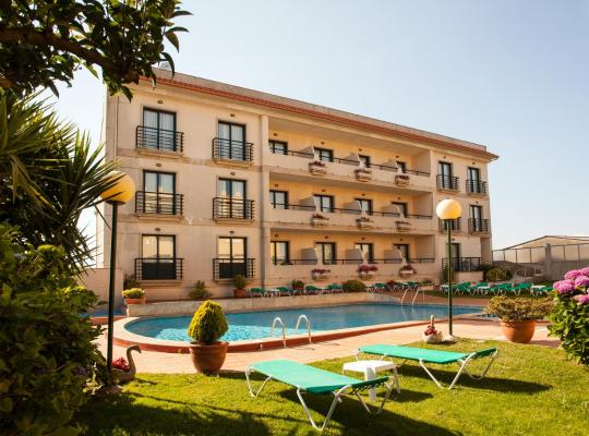 Viesnīcas bildes: Hotel Oca Vermar