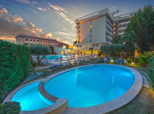 Fotografii: Hotel Savoia Thermae & Spa