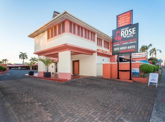 Fotos do Hotel: Mackay Rose Motel