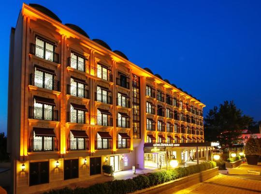 Фотографии гостиницы: Gonluferah City Hotel